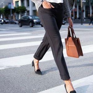 NWT BETABRAND   Black Dress Pant Yoga Pants Sz. L